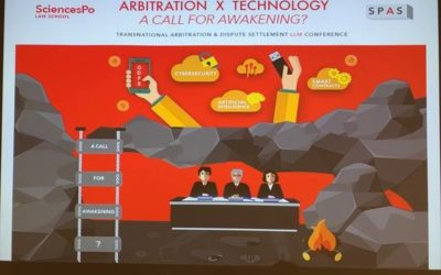 TADS LLM 2018 Fall Lecture – Arbitration X Technology