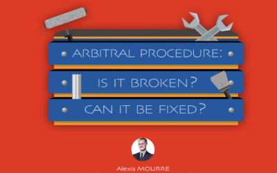 1st Sciences Po – Mayer Brown Arbitration Lecture: Arbitration, is it broken? Can it be fixed? Paris