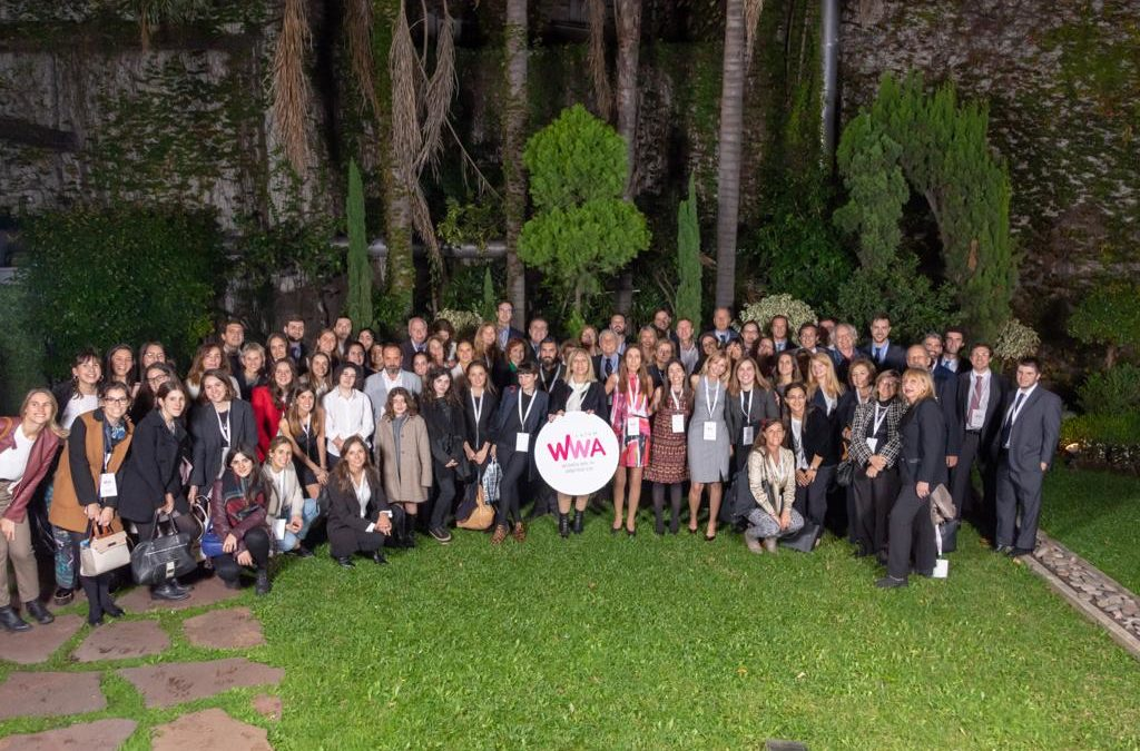 Launch of WWA LATAM (Women Way in Arbitration Latin America) in  Buenos Aires