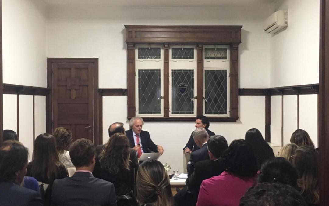 """""""La Progresiva desnacionalización del derecho internacional privado"""" – Buenos Aires, HCCH (ROLAC)"""