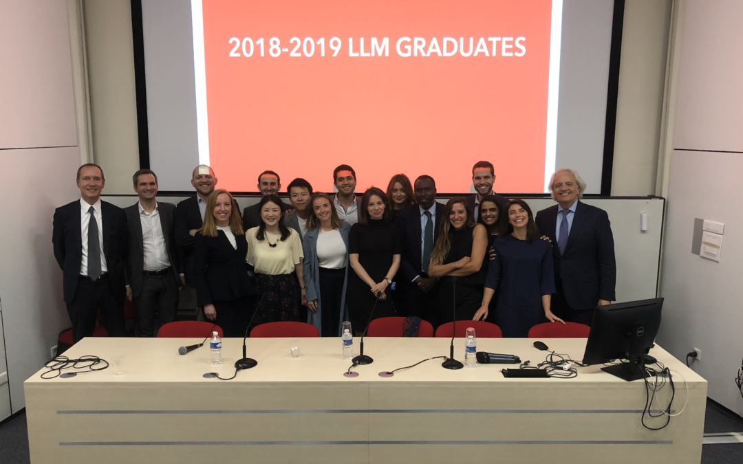 TADS LLM : 2019 Inaugural Lecture & Second Graduation Ceremony