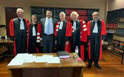 Doctoral Defense of Mr. Guandalini – Economic Analysis of the Arbitrator's Function
