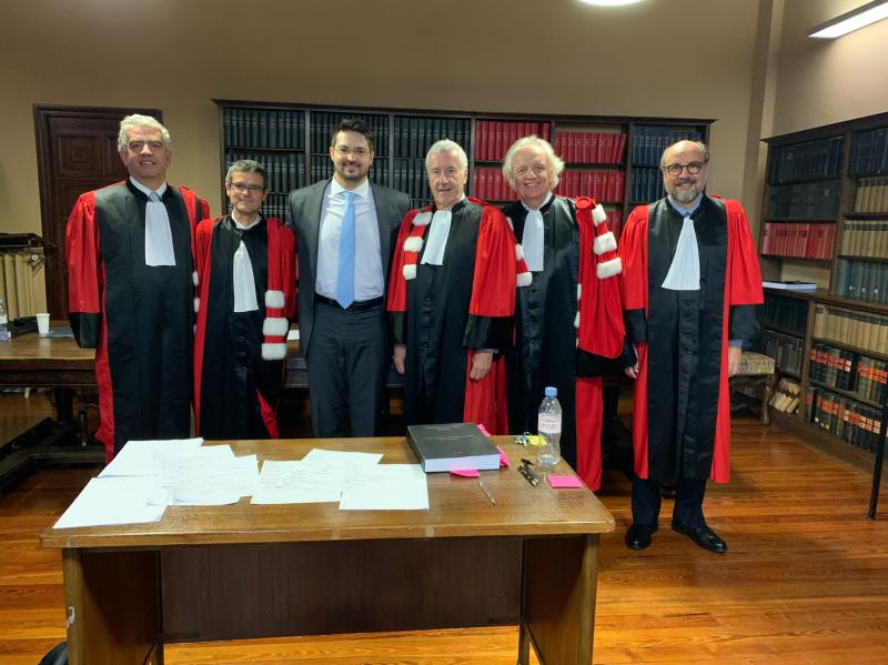 Defensa Doctoral de M. Guandalini – Economic Analysis of the Arbitrator's Function