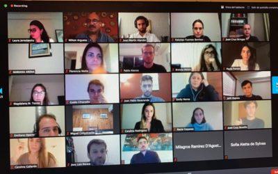 Lanzamiento en línea — Diplomatura en Contratos y Litigios Judiciales Internacionales 2020