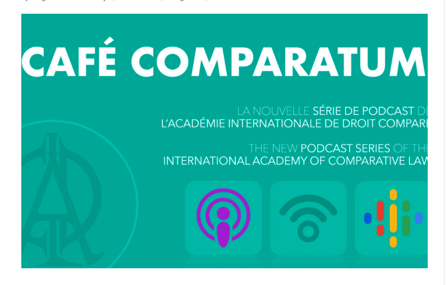 Café Comparatum Episode 2 avec Prof. Alejandro Garro – The CISG and Comparative Law