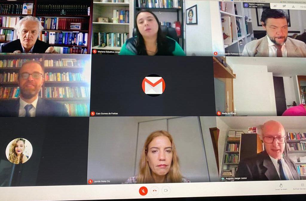 """Soutenance doctorale de Mariana Sebalhos Jorge – """"A pessoa no direito internacional privado: novos paradigmas do princípio da proximidade"""""""