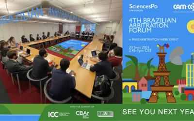 4th Brazilian Arbitration Forum